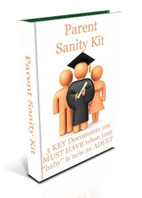 Parent Sanity Kit EBook crop